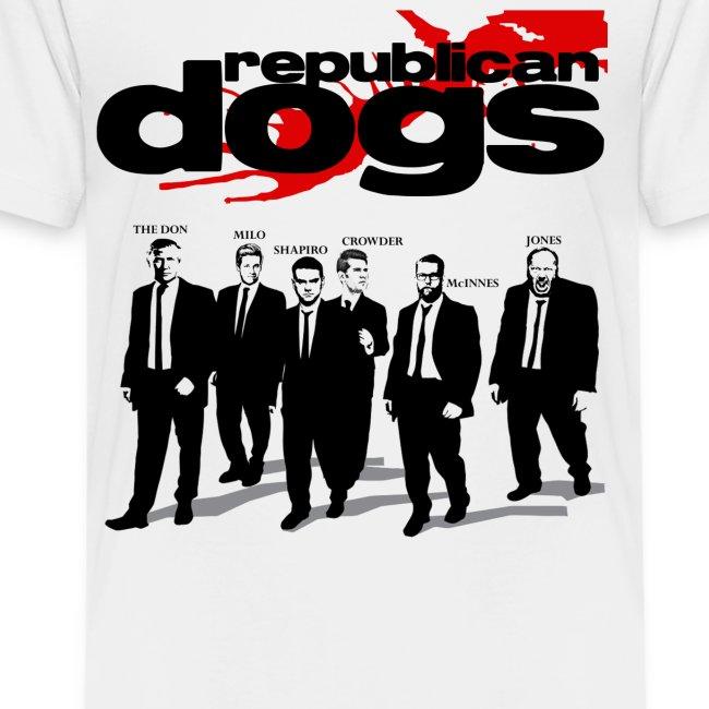 Republican Dogs T-shirt