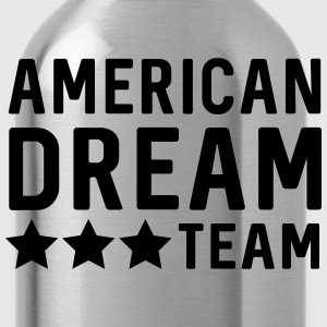 American Dream Team T-Shirts - Water Bottle