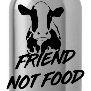Cows are Friends not Food T-Shirts - Water Bottle