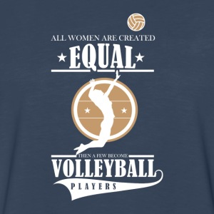 Volleyball players T-Shirts - Men's Premium Long Sleeve T-Shirt