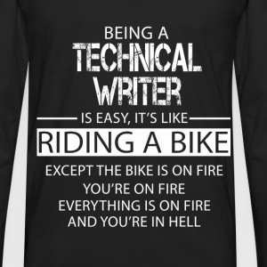 Technical Writer T-Shirts - Men's Premium Long Sleeve T-Shirt