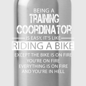 Training Coordinator T-Shirts - Water Bottle