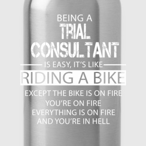 Trial Consultant T-Shirts - Water Bottle