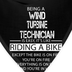 Wind Turbine Technician T-Shirts - Bandana