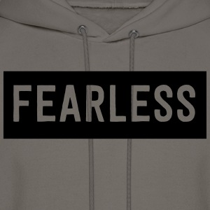 Fearless T-Shirts - Men's Hoodie