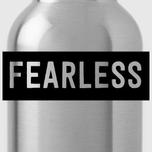 Fearless T-Shirts - Water Bottle