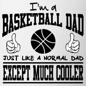 BASKETBALL DAD2.png T-Shirts - Coffee/Tea Mug
