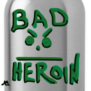 Bad Heroin - Water Bottle
