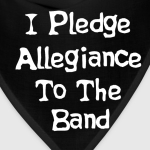 I Pledge Allegiance To The Band - School Of Rock T-Shirts - Bandana
