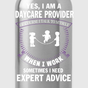 Daycare Provider Shirt - Water Bottle