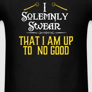 I Solemnly Swear - Men's T-Shirt