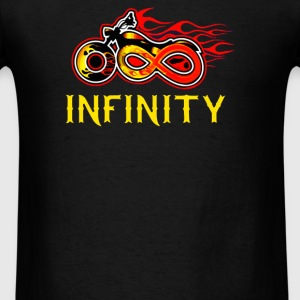 Infinity sign - Men's T-Shirt