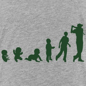 evolution golf swing player 210 Kids' Shirts - Toddler Premium T-Shirt