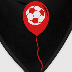 sport soccer ball balloon Hoodies - Bandana