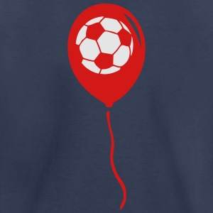 sport soccer ball balloon Kids' Shirts - Toddler Premium T-Shirt