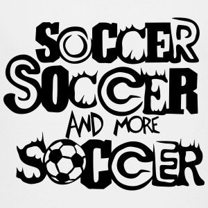 soccer and more ball Kids' Shirts - Toddler Premium T-Shirt