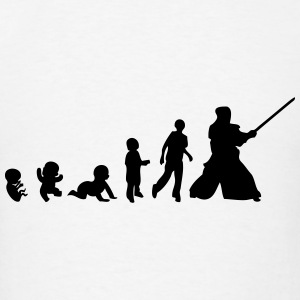 evolution kendo adult human Tanks - Men's T-Shirt