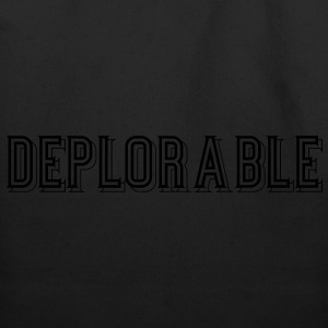 Deplorable T-Shirts - Eco-Friendly Cotton Tote