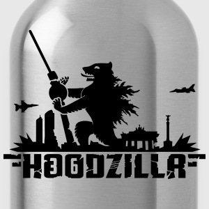 Hoodzilla Berlin T-Shirts - Water Bottle