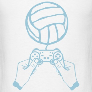 volleyball paddle hand joystick games Tanks - Men's T-Shirt