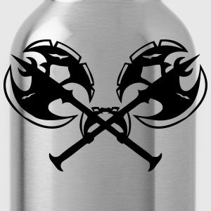 cross war ax 202 Hoodies - Water Bottle