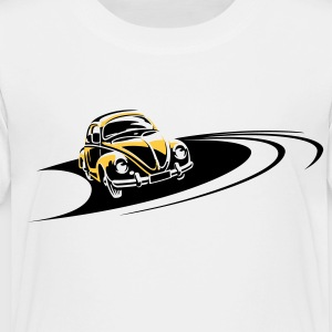 Beetle Car Racing Track Kids' Shirts - Toddler Premium T-Shirt