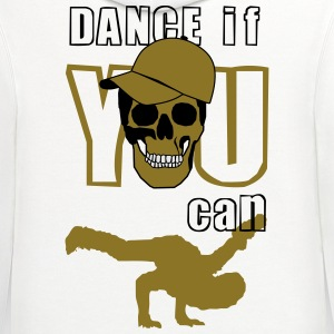 dance if you can T-Shirts - Contrast Hoodie