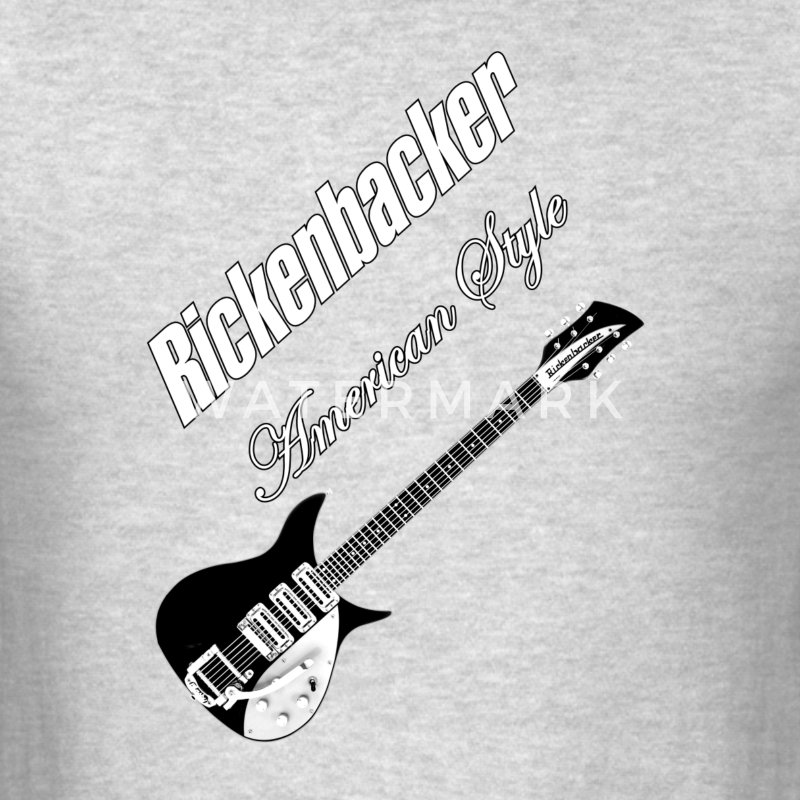 Rickenbacker american - Men's T-Shirt