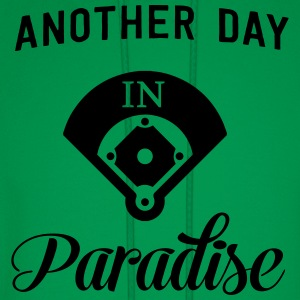 Another day in paradise T-Shirts - Men's Hoodie