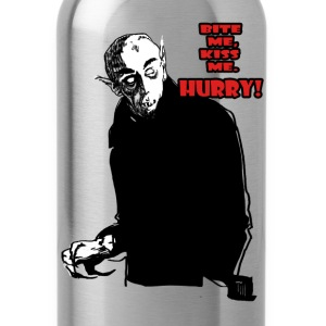 Nosferatu Kiss T-Shirts - Water Bottle