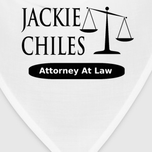 Seinfeld - Jackie Chiles Attorney At Law T-Shirts - Bandana