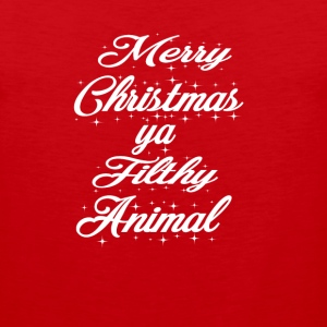 Merry Christmas  T-Shirts - Men's Premium Tank