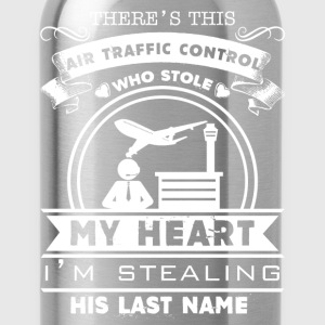 Air Traffic Control Shirt - Water Bottle