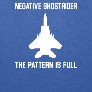 Negative Ghostrider The Pattern Is Full T-Shirts - Tote Bag