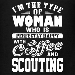 Woman Scout Shirt - Men's T-Shirt