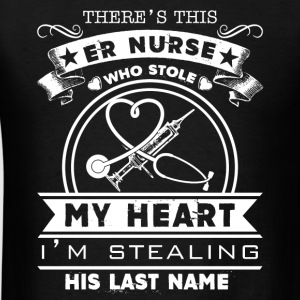 ER Nurse Shirts - Men's T-Shirt