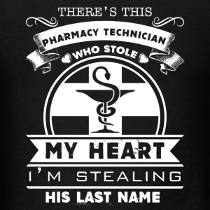 Pharmacy Technician Shirt - Men's T-Shirt