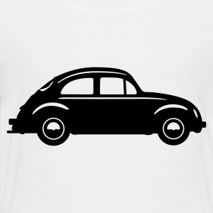 Beetle Car (in Profile) Kids' Shirts - Toddler Premium T-Shirt