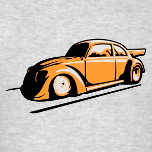 Beetle Dragster / Drag Racer (3c) Long Sleeve Shirts - Men's T-Shirt