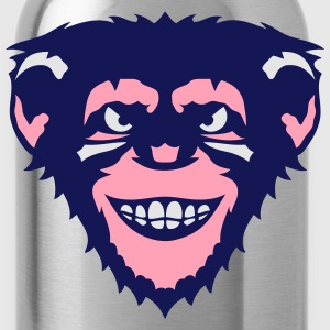 animal monkey ape chimpanzee 107 Tanks - Water Bottle