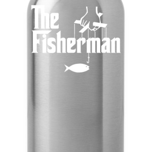 The fisherman - Water Bottle