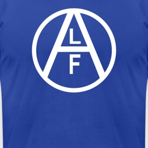 Animal liberation front - Men's T-Shirt by American Apparel