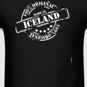 MADE IN ICELAND - Men's T-Shirt