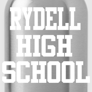 Rydell High School - Grease T-Shirts - Water Bottle
