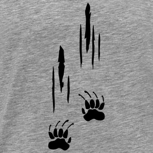 Scratches, Claws Sportswear - Men's Premium T-Shirt