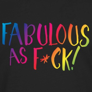 Fabulous as F*ck! T-Shirts - Men's Premium Long Sleeve T-Shirt