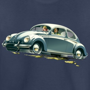 Beetle Car - Vorsprung Kids' Shirts - Toddler Premium T-Shirt