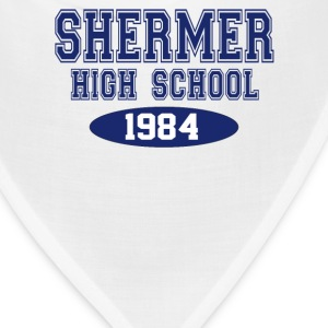 The Breakfast Club - Shermer High School 1984 T-Shirts - Bandana