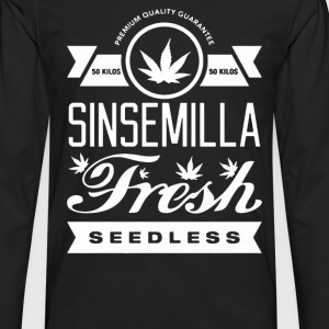 Cannabis - Sinsemilla - Men's Premium Long Sleeve T-Shirt