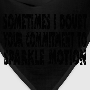 Donnie Darko Quote - Sometimes I doubt Your... T-Shirts - Bandana
